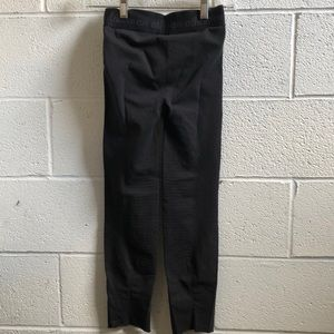 lululemon athletica Pants - Lululemon black tight legging sz 2 58585